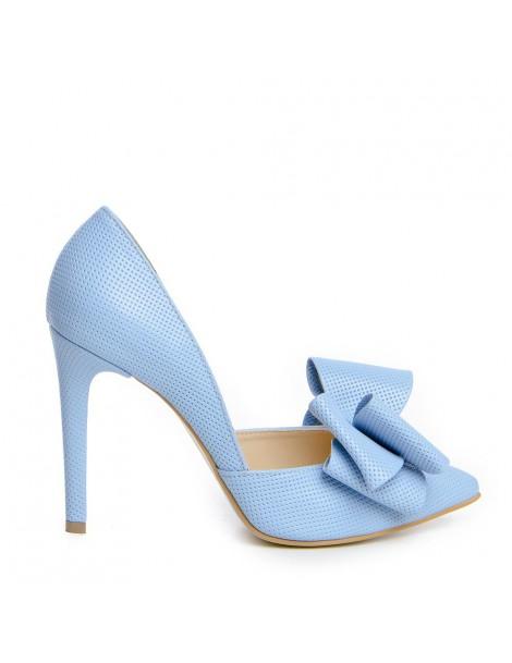 Pantofi dama Stiletto Bleu...