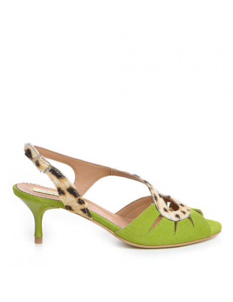 Sandale dama Lime Marlene...
