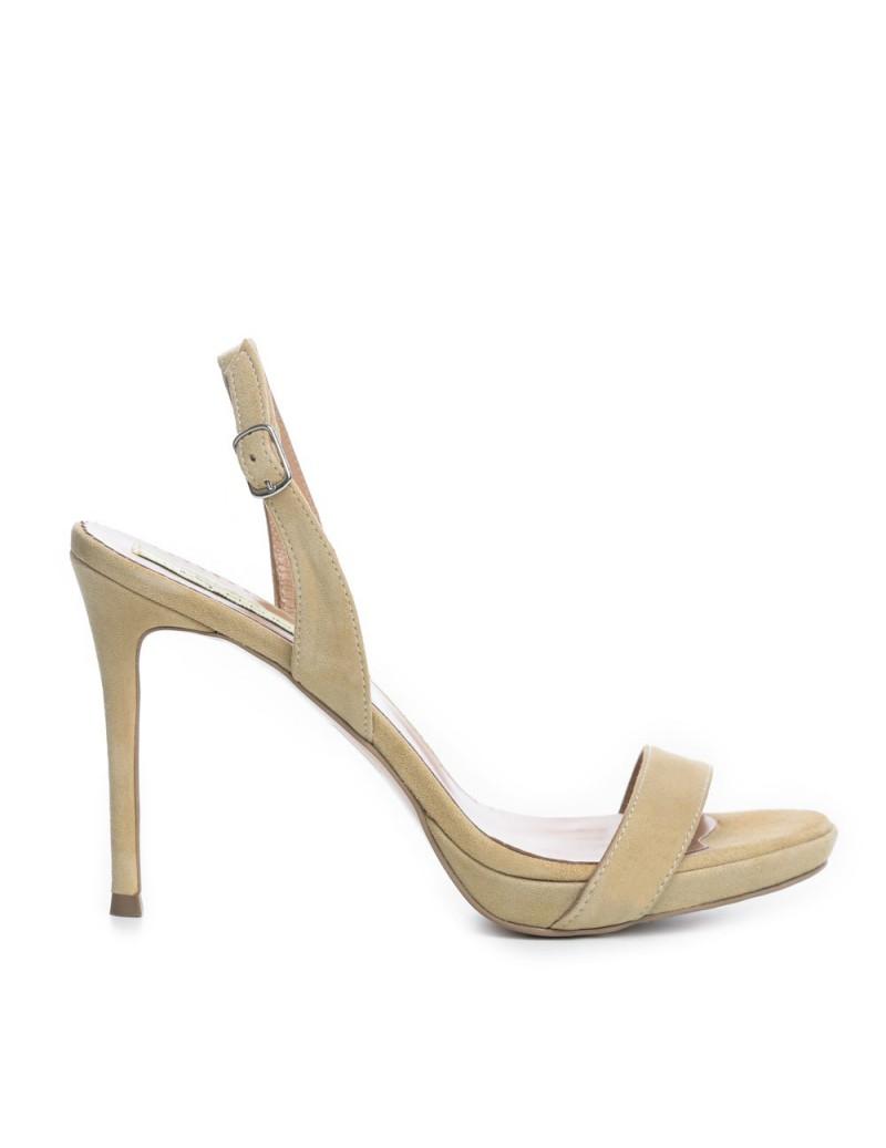 Sandale dama Nude Naked Piele Naturala - The5thelement.ro