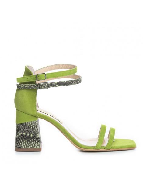 Sandale dama Verde Lime...