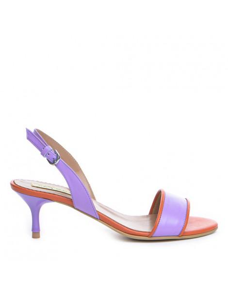 Sandale dama Lila Rosa...