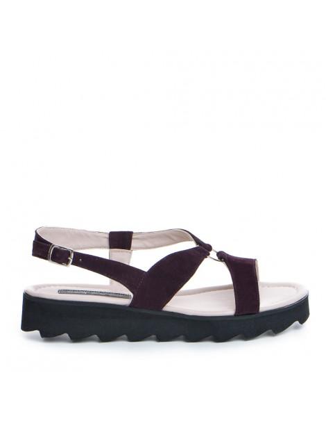 Sandale dama Visiniu...
