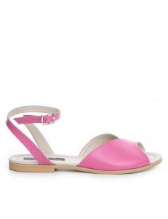 Sandale dama Piele Naturala Roz Nomad - The5thelement.ro
