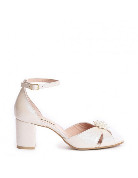 Sandale dama Lotus Ivoire...