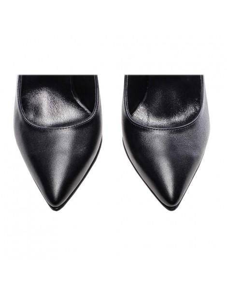 Pantofi dama Black Boudoir 2 Piele Naturala - The5thelement.ro