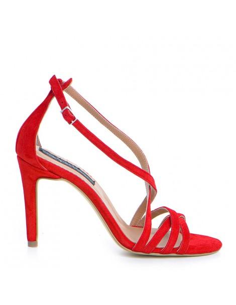 Sandale dama Rosu Riley...
