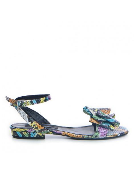 Sandale dama Multicolor Lia...