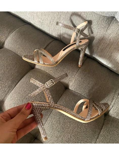 Sandale dama Piele Naturala Glitter Eve - The5thelement.ro