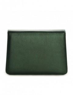 Geanta Dama Piele Naturala Mini-G Green - The5thelement.ro