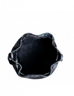 Geanta Piele Naturala Dama Mini Bucket Baroque - The5thelement.ro