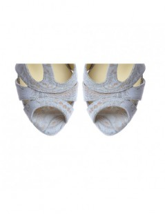 Sandale dama Candy White Piele Naturala - The5thelement.ro