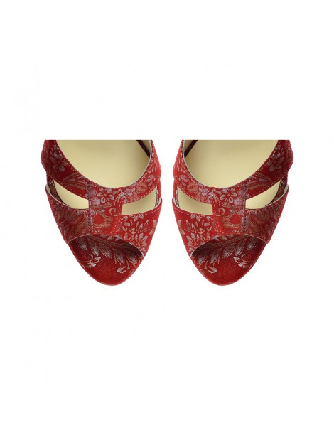 Sandale dama Chic Rose Piele Naturala - The5thelement.ro