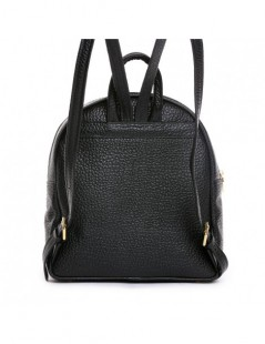 Rucsac dama Piele Naturala Sporty Black - The5thelement.ro
