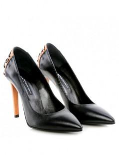 Pantofi dama Camel Boudoir Piele Naturala - The5thelement.ro