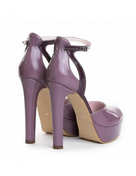 Sandale dama Pretty Purple...
