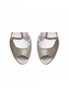 Sandale dama Lady Like Olive Piele Naturala - The5thelement.ro