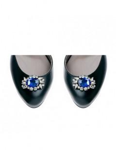 Pantofi dama The 70's Shoes Negru Piele Naturala - The5thelement.ro