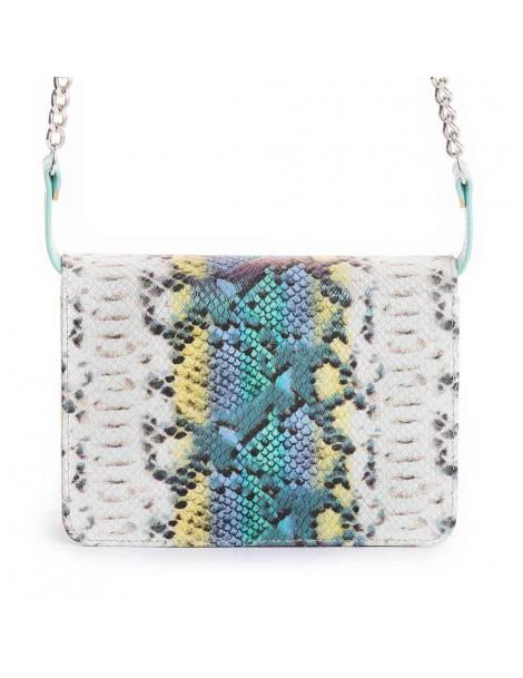Geanta Piele Naturala Dama Urban Bag Menta - The5thelement.ro