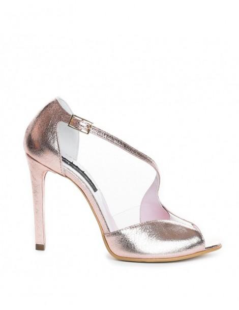 Sandale dama Muse Gold Rose...