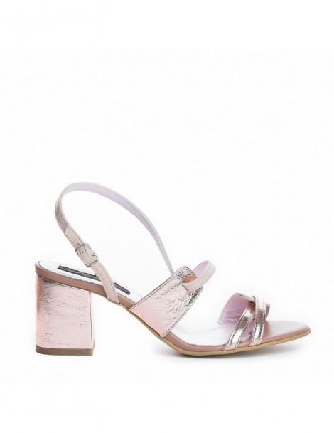 Sandale dama Darling Gold...
